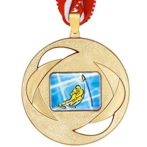 Medaillen BORMIO