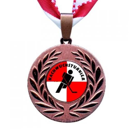 Medaillen BUDGET II