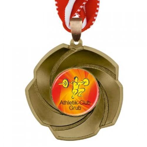 Medaillen HORST