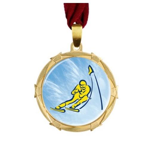 Medaillen IRINA
