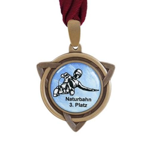 Medaillen SAPPORO