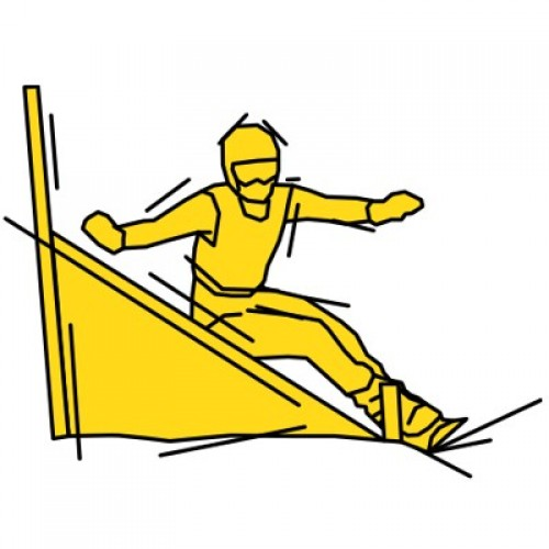 Snowboard Race 193