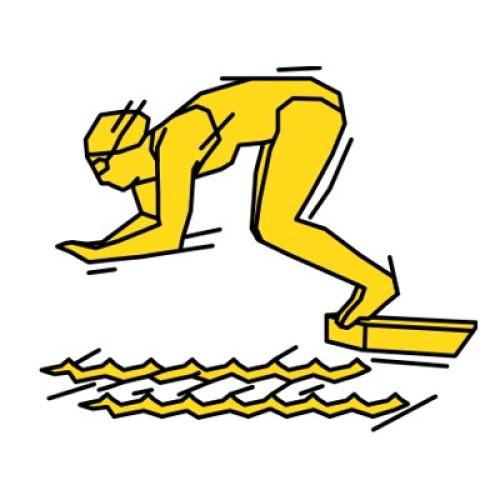 Schwimmerin 512