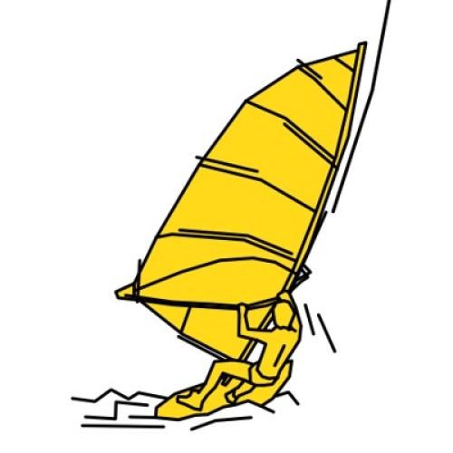 Windsurfen 552