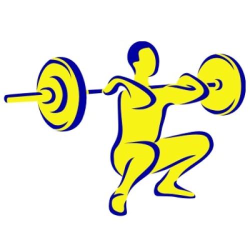 Gewichtheben 1271