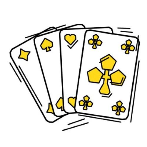 Kartenspiel 861