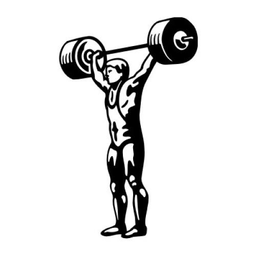 Gewichtheben 2271