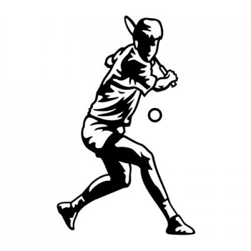 Tennisspieler 2312