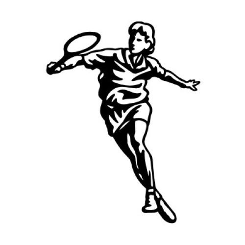 Tennisspielerin 2313