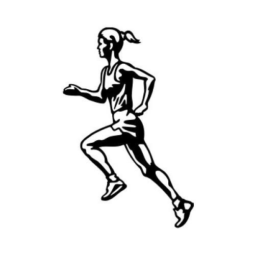 Läuferin 2712