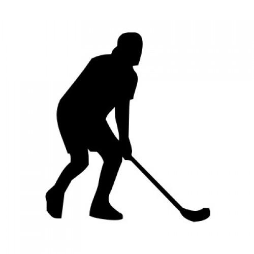 Unihockeyspieler 2908-X