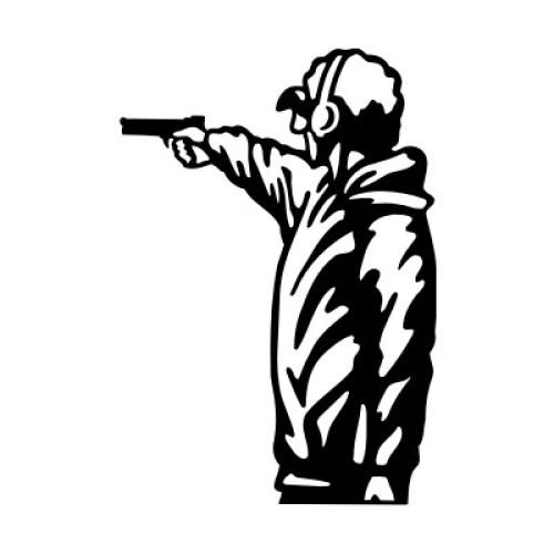 Pistolenschütze 414