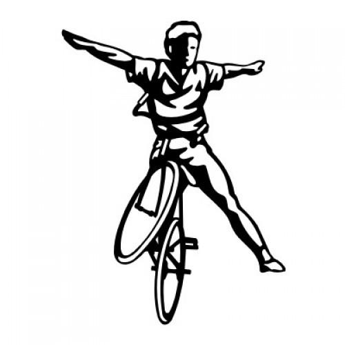 Kunstradfahren 621