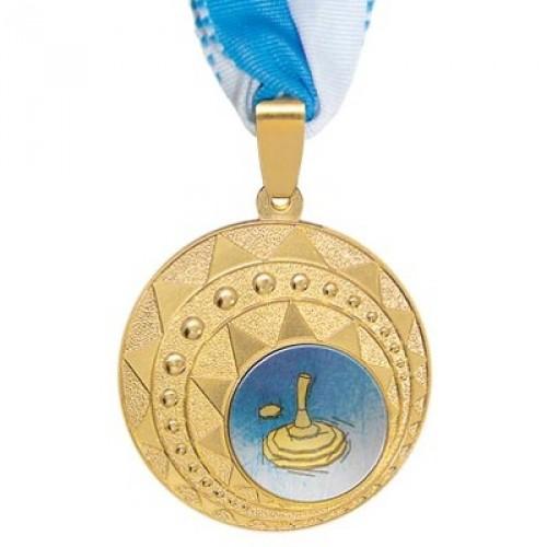 Medaillen ZELOS