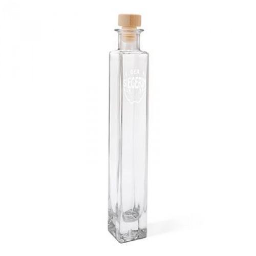 Kristallglasflasche PINTA
