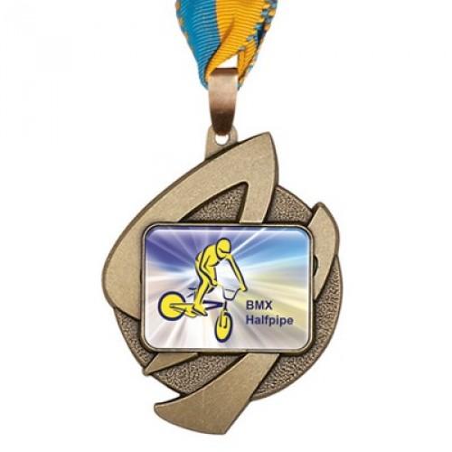 Medaillen KANDAHAR