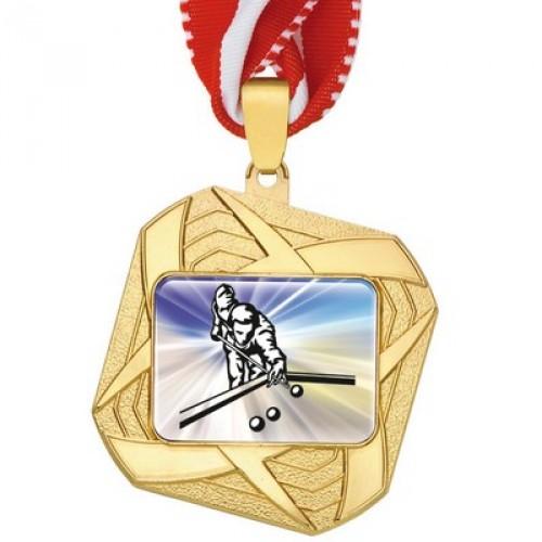 Medaillen LUCAN