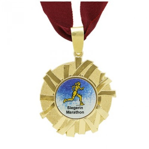 Medaillen SAALBACH