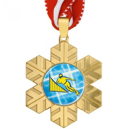 Medaillen SCHNEESTERN