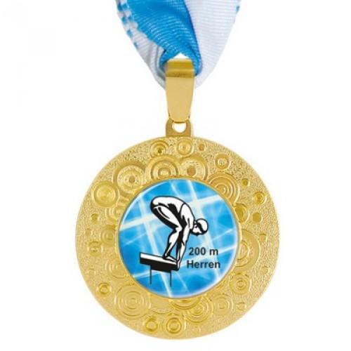 Medaillen MALAGA