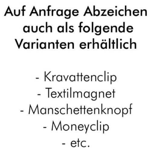 Alternative Varianten von Abzeichen 1