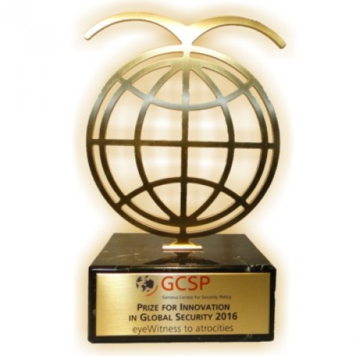 Metall-Award GCSP