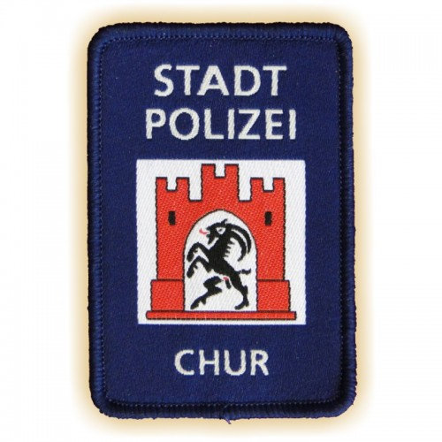 Polizei-Patch STAPO CHUR