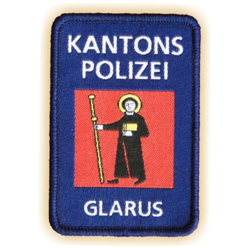 Stoffabzeichen KAPO GLARUS