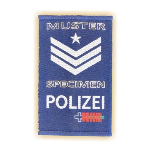Patten POLIZEI OSTSCHWEIZ