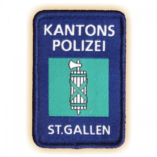 Polizei-Aufnäher KAPO ST. GALLEN