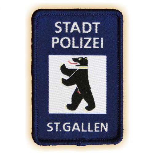 Stoffabzeichen STAPO ST. GALLEN