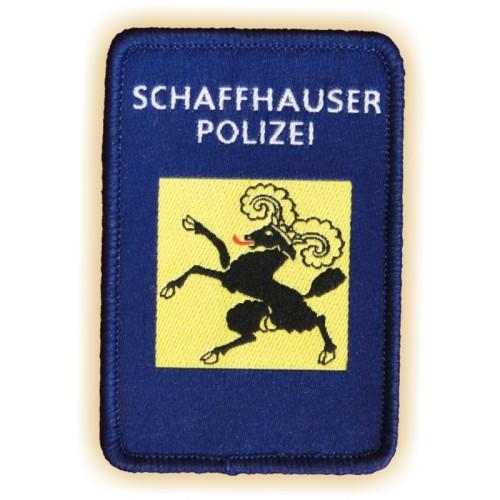 Patch SCHAFFHAUSER POLIZEI