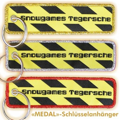 Medaillen SNOWGAMES