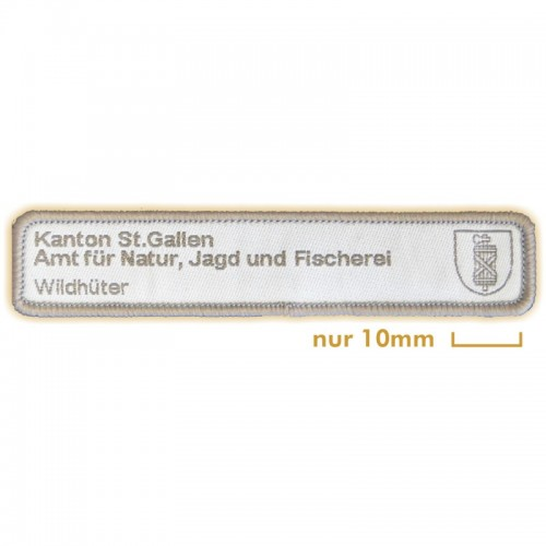Stoffpatch WILDHÜTER