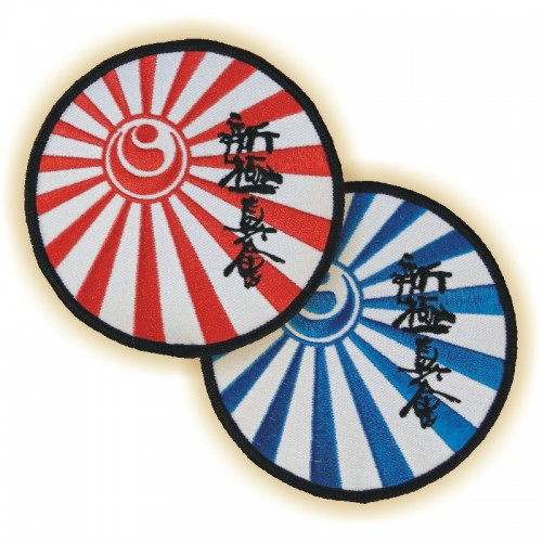 Sticker-Set RED N BLUE
