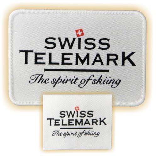 Abzeichen-Set SWISS TELEMARK