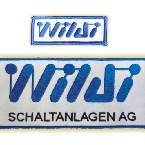 Sticker-Set WILDI