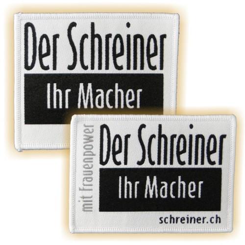Stoffabzeichen DER SCHREINER