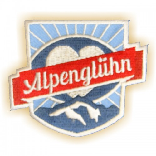 Sticker ALPENGLÜHN