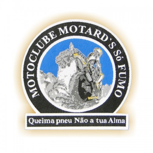 Patch MOTOCLUBE