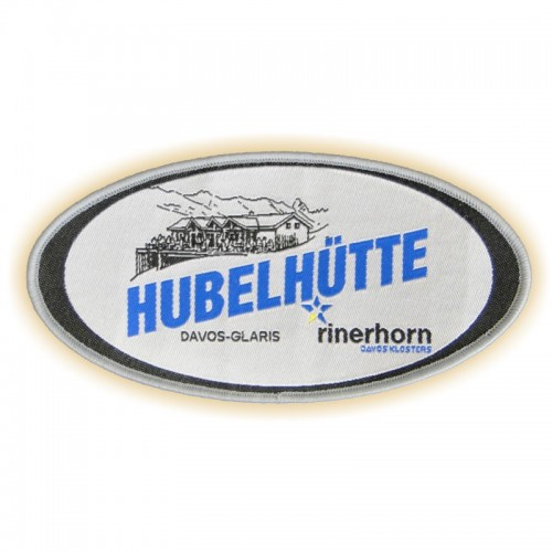 Stoffabzeichen HUBELHÜTTE