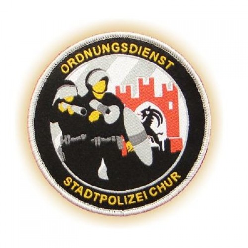 Badge ORDNUNGSDIENST