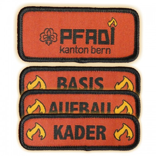 Stoffabzeichen PFADI KANTON BE