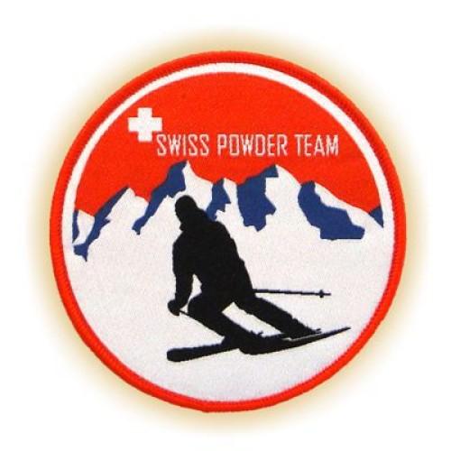 Abzeichen SWISS POWDER