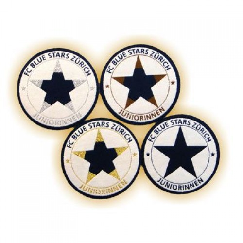 Sticker BLUE STARS
