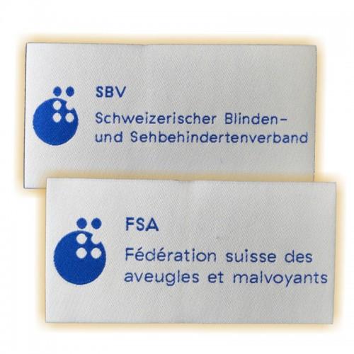 Aufnäher SBV - FSA