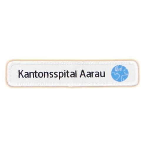 Aufnäher Kantonsspital AARAU