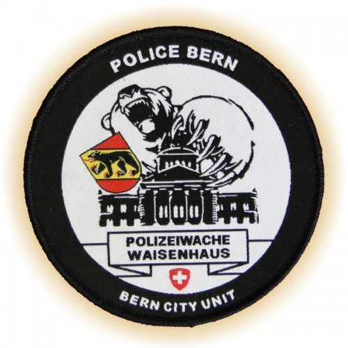 Patch POLICE WAISENHAUS