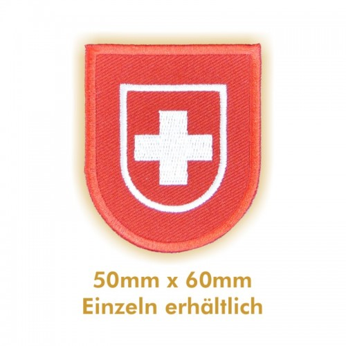 Sticker CH-KREUZ WAPPEN