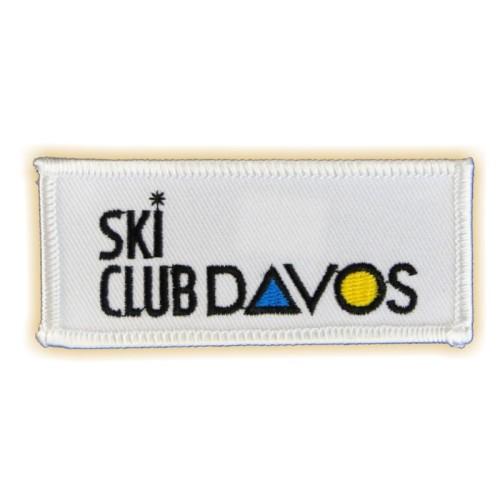 Stick-Abzeichen SKI CLUB DAVOS